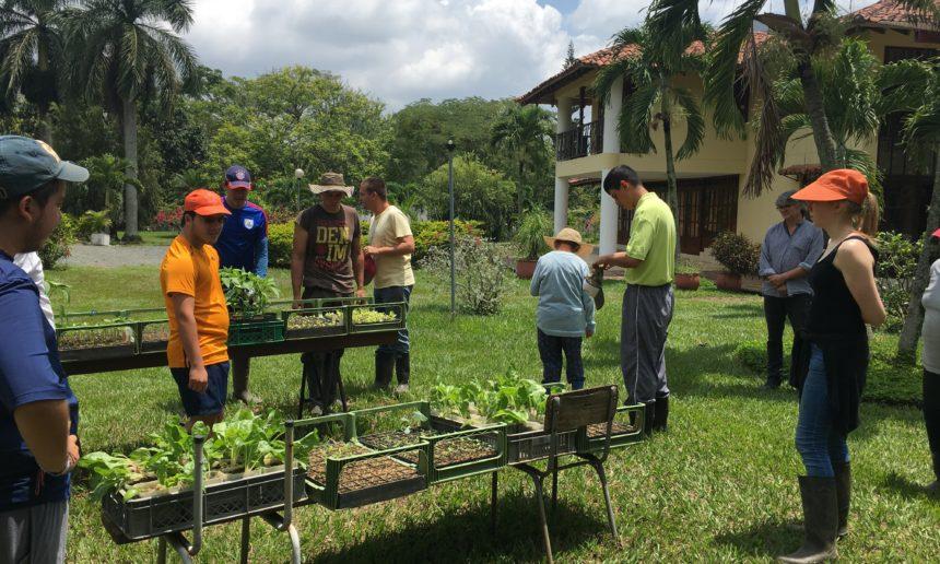 Internationale Netzwerkarbeit in Kolumbien