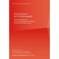 Dimensionen der Heilpädagogik