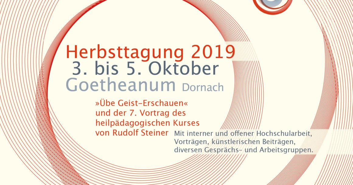 Jetzt zur Herbsttagung des Councils (3.-5.10.2019) anmelden!