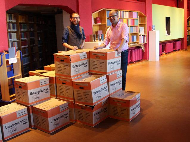 Leichterer Zugang – Fachbibliothek Heilpädagogik wird in Goetheanum-Bibliothek integriert