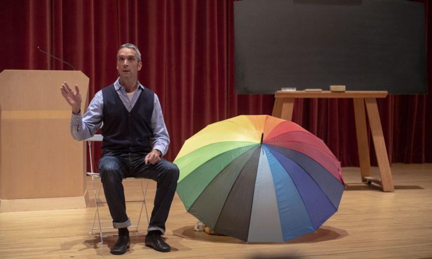 Über die Kunst des Zuhörens von Jens Bodo Meier