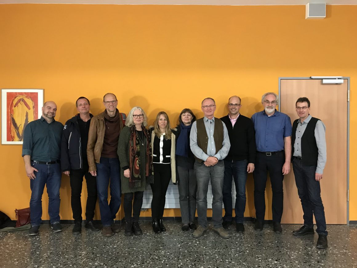 Training Council in Bad Boll, February 28 – March 2, 2019 – 2.3.2019