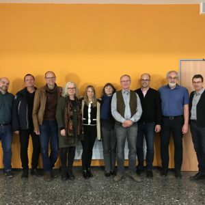 Ausbildungsrat in Bad Boll, 28.2. – 2.3.2019
