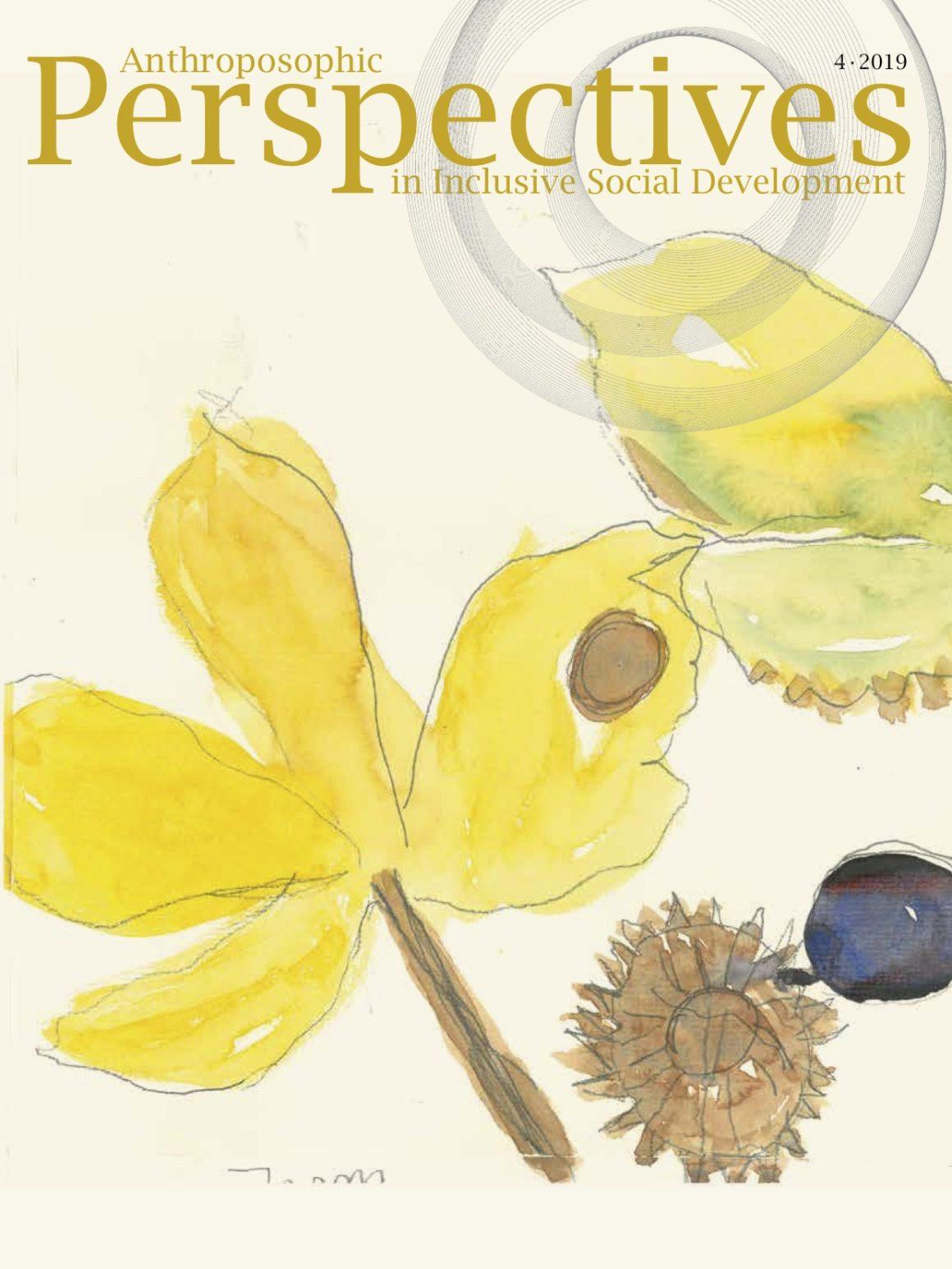 Наш новый журнал по международной: Anthroposophic Perspectives in Inclusive Social Development