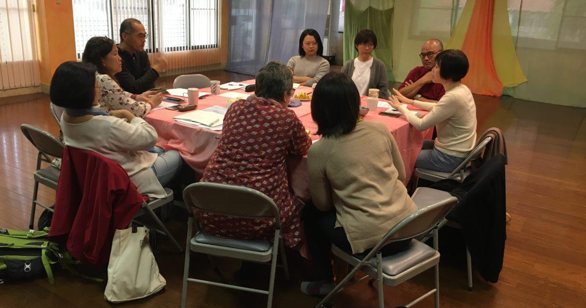 Neues aus der Heilpädagogik in Taiwan