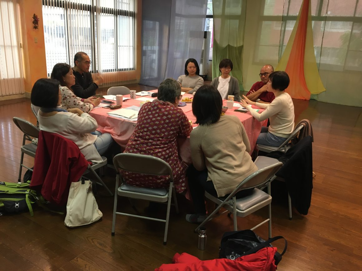 News from Curative Education in Taiwan