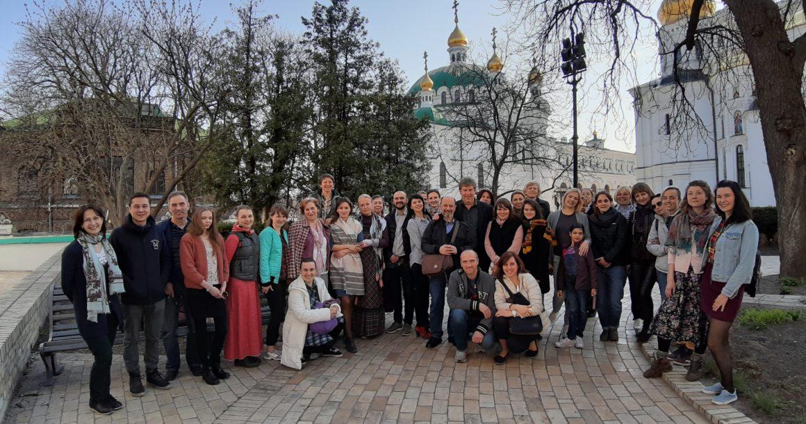 Unterstützung der Heilpädagogik in der Ukraine