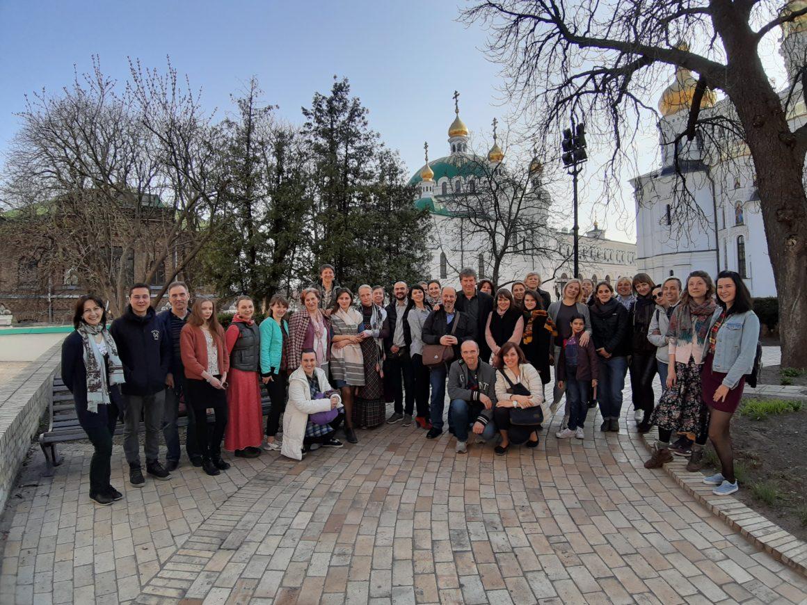 Apoyo a la Pedagogía Curativa en Ucrania