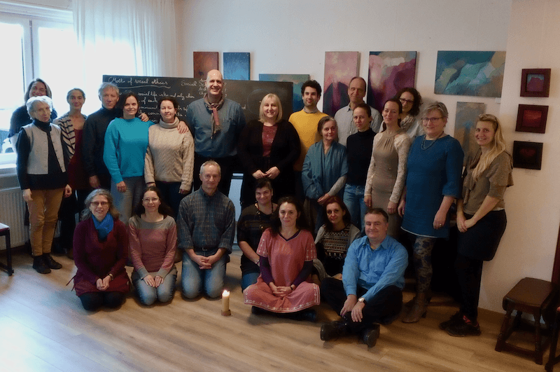 Курс терапевтического образования и социальной терапии имени Ита Вегмана в Венгрии