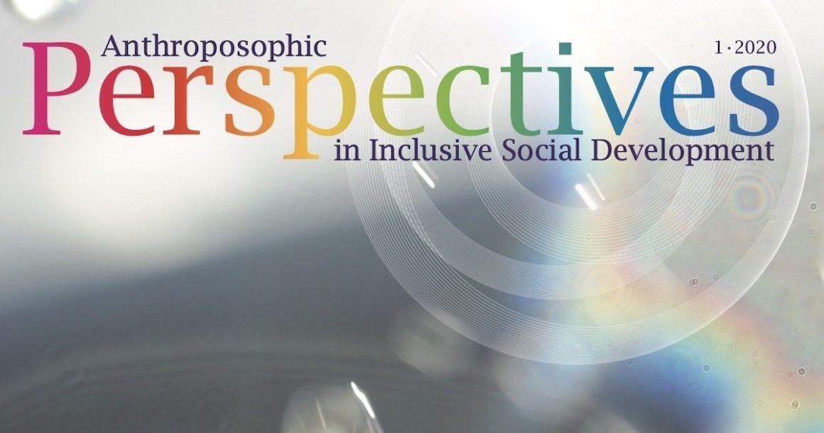 Perspectives 1-2020 jetzt online (und Seelenpflege Jahrgang 2017 freigeschaltet)