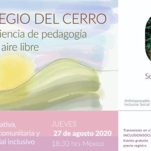 Die Schule auf dem Hügel: 2. Vortrag der lateinamerikanischen Vortragsreihe (27. August 2020)