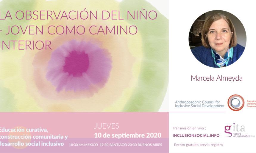 Die Kinderbetrachtung – 3. Vortrag der lateinamerikanischen Vortragsreihe (10. September 2020)