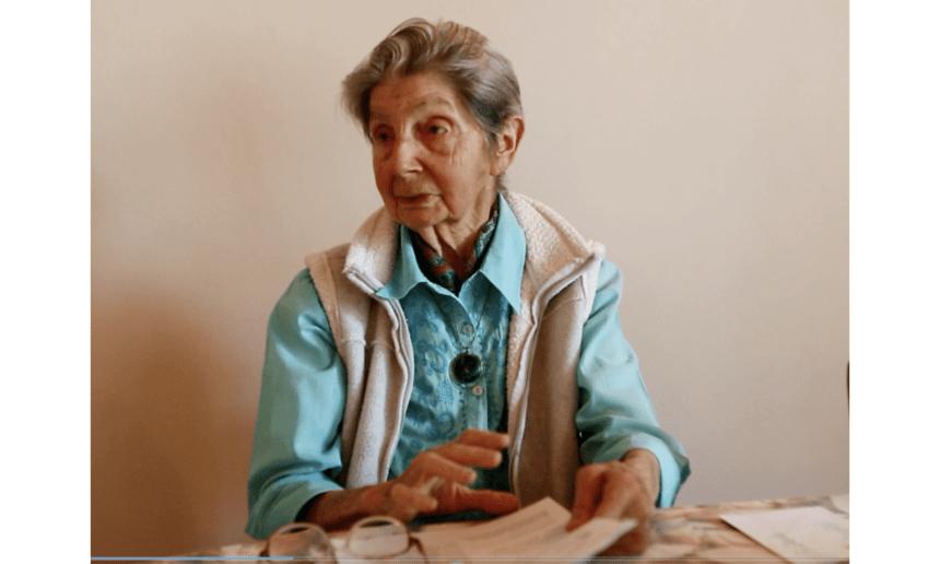 Im Gedenken an Renate Sleigh (3.12.1930-3.7.2020)