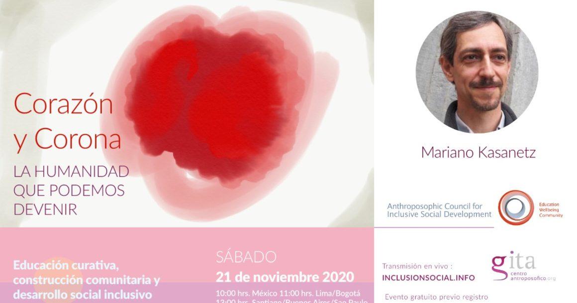 Herz und Krone – 6. Vortrag der lateinamerikanischen Vortragsreihe (21. November 2020)