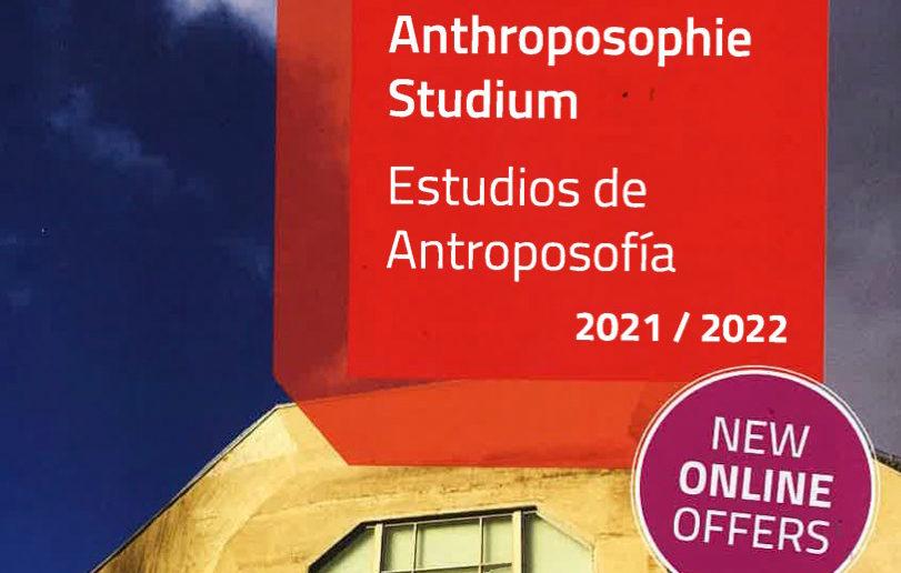 Nuevo programa 2021 – Anthroposophical Studies (Estudios Antroposóficos)