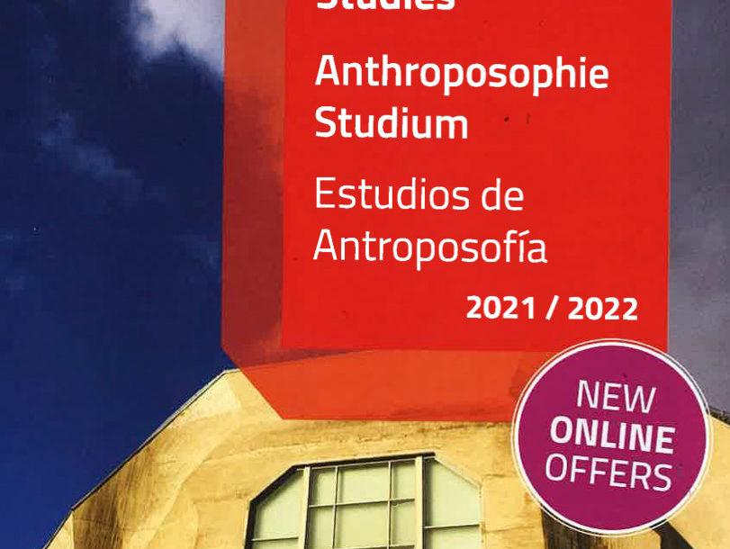 Neues Programm 2021 Studium und Weiterbildung – Anthroposophical Studies