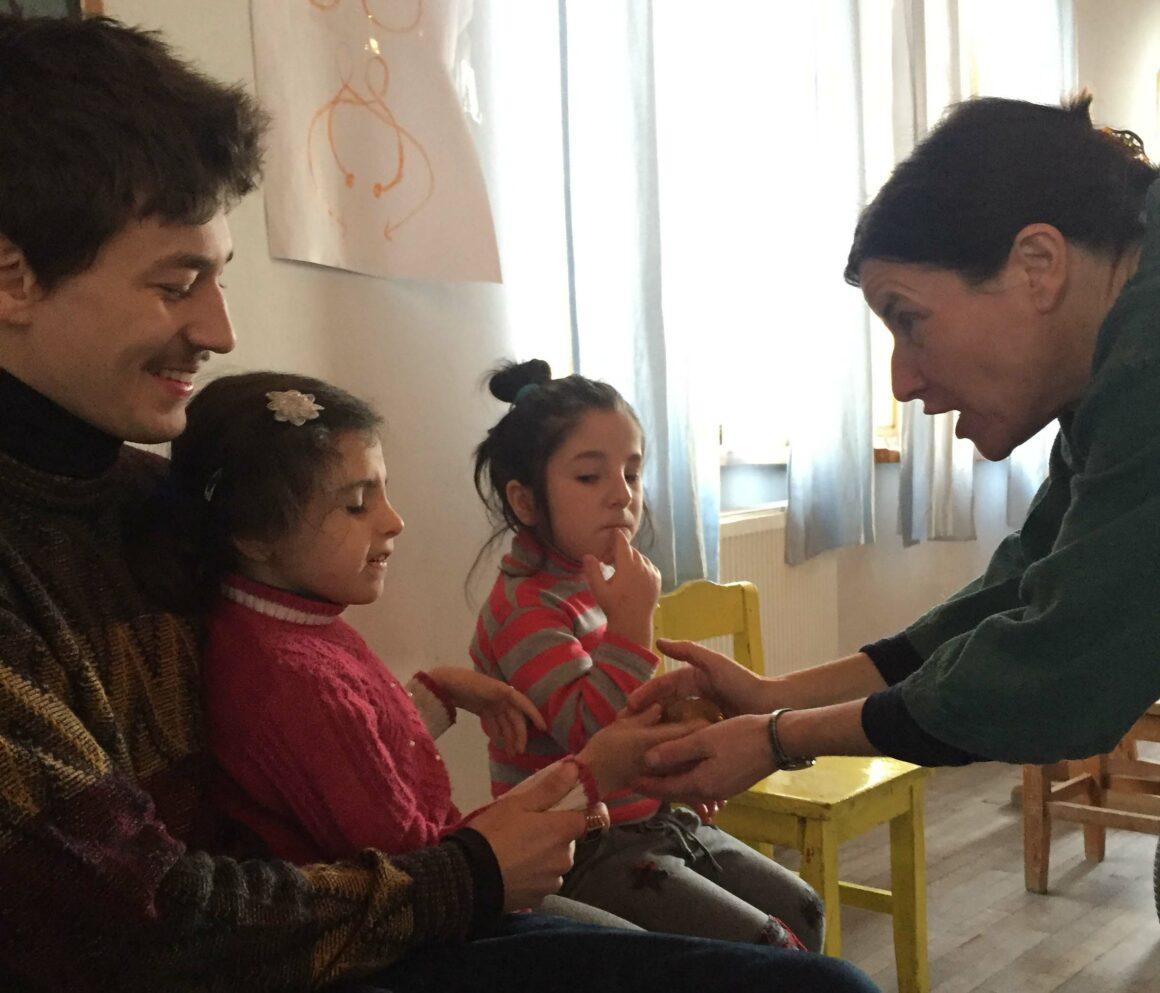 Eurythmie in Heilpädagogik und Sozialtherapie
