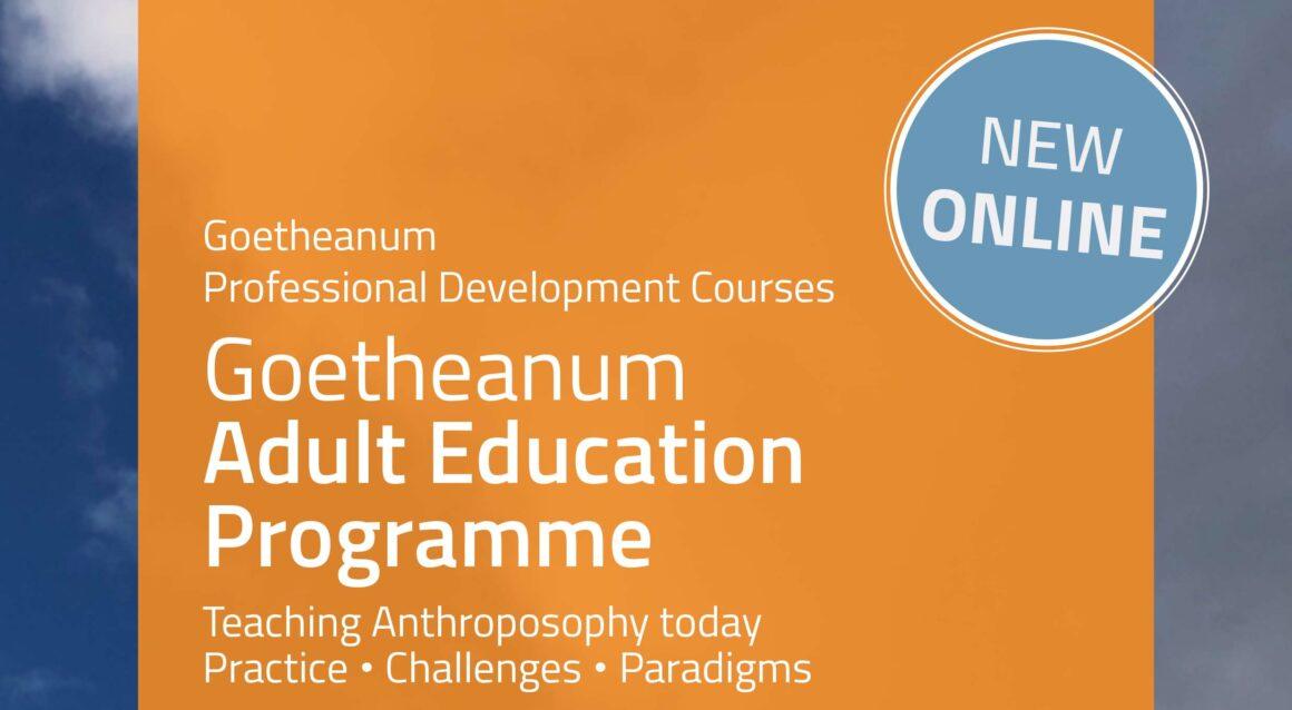 Goetheanum Adult Education Programme
