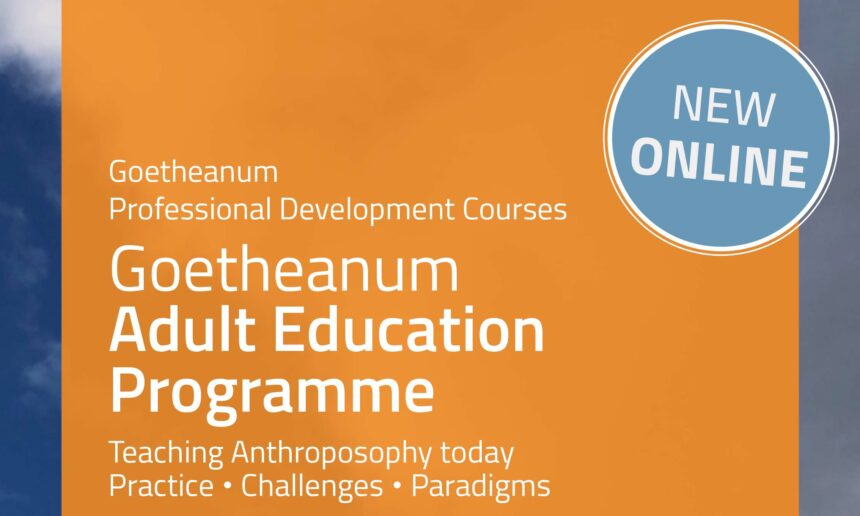 Goetheanum Adult Education Programme