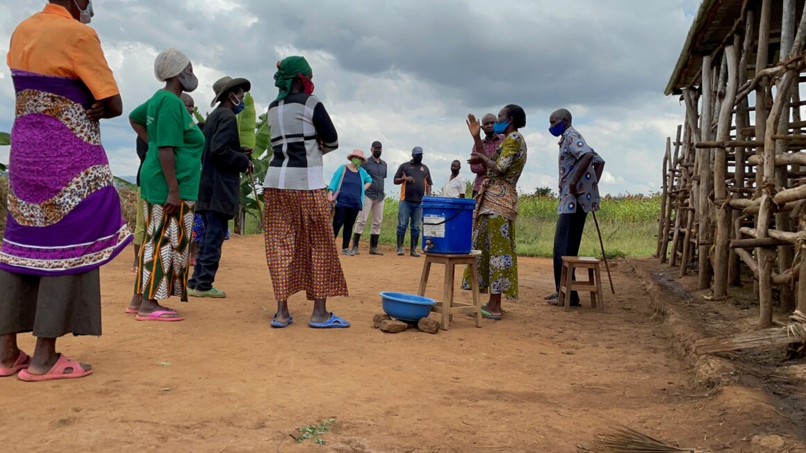 Proyecto Comunitario inspirado por Camphill en Ruanda