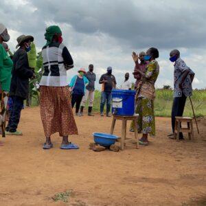 Camphill-inspiriertes Gemeinschafts-Projekt in Ruanda